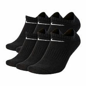 Men's Nike No Show Socks, 8_12 Shoe Size